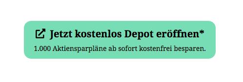 Depoteröffnung TR Button grün