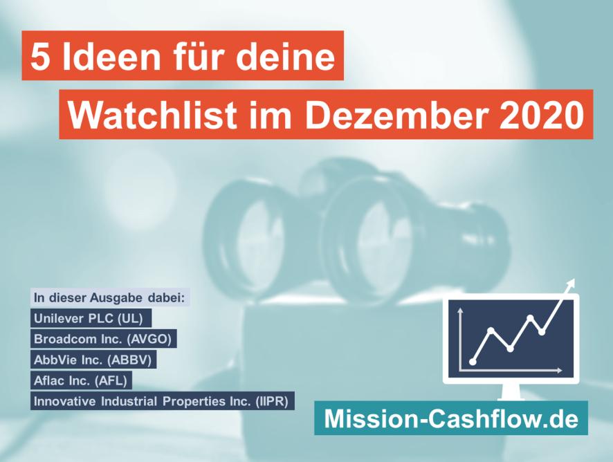 5 Ideen für deine Watchlist im Dezember 2020