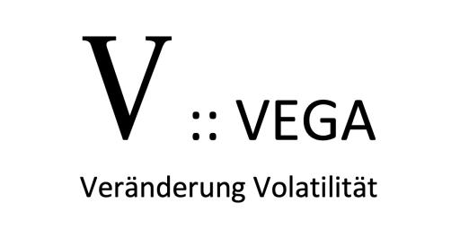 Die Griechen beim Optionshandel - Vega v2