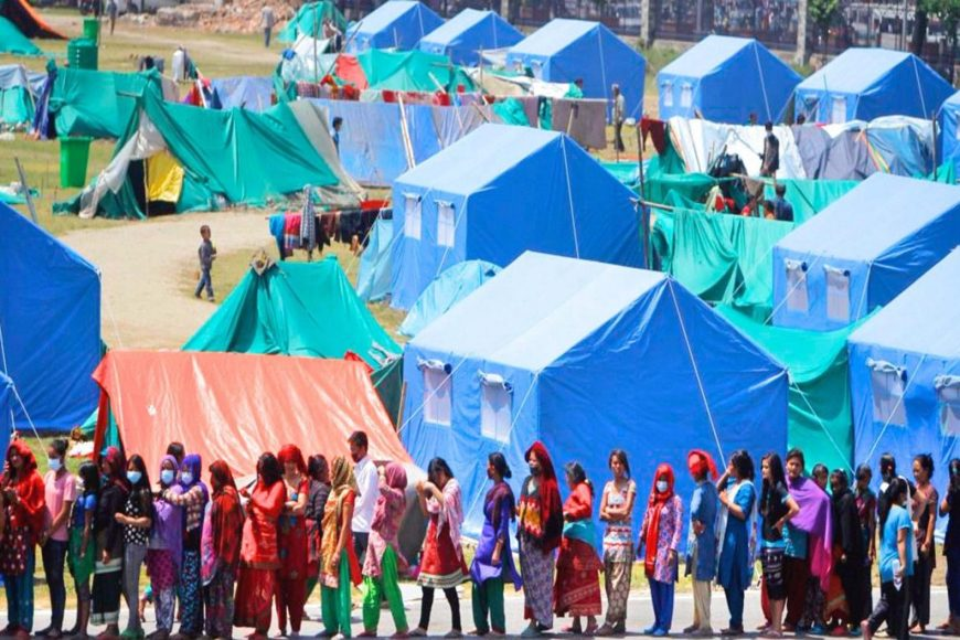 MEDICAL MISSION IN NEPAL