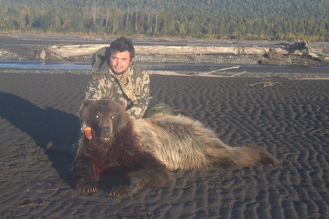 Alaska Bear Hunting 2014