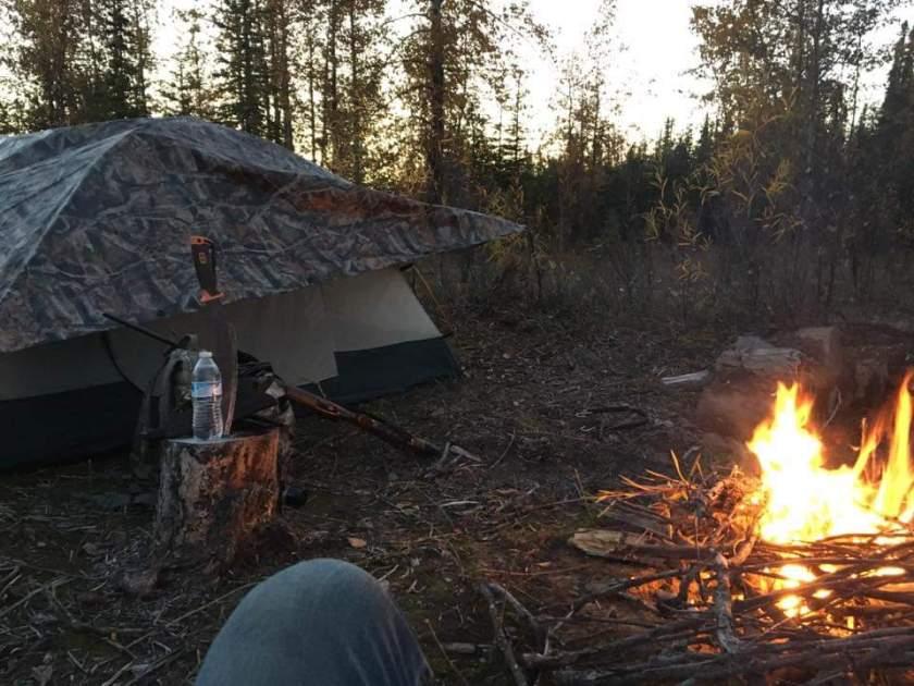 Fire = Warm