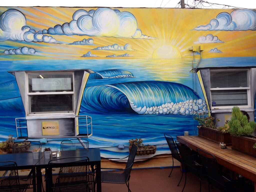 Swell Cafe Mission Beach