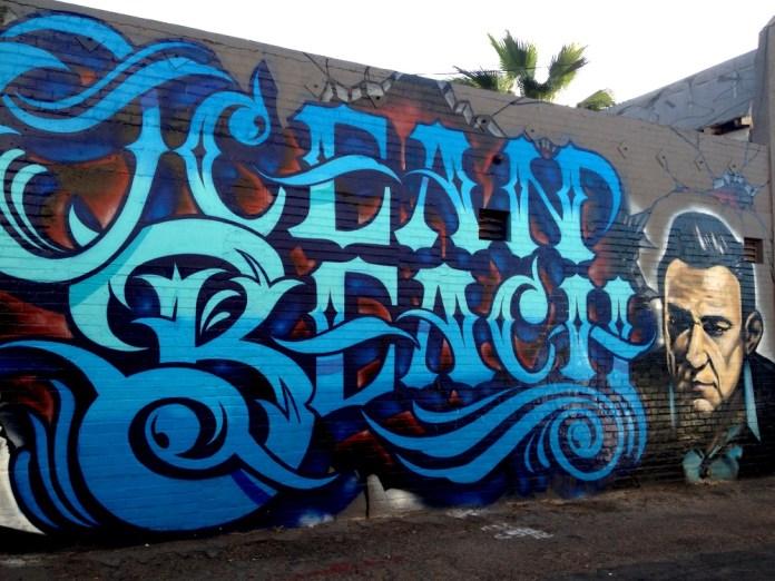 Ocean Beach Mural