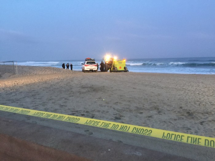 Body Washes Ashore In Mission Beach Near Belmont Park