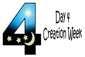 4_Day 4 Creation Week