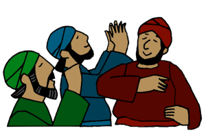 4_Jehoshaphat and People Pray