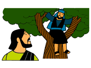 3_Zacchaeus Meets Jesus