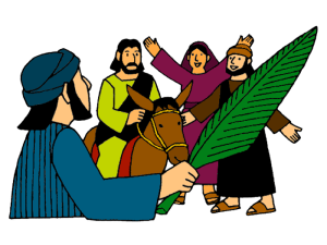 5_Triumphal Entry