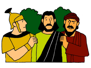 8_Trial of Jesus
