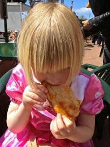 Lynn Friedman_Molly Eats Cheese Pizza_7047008741_f3489861ab_z