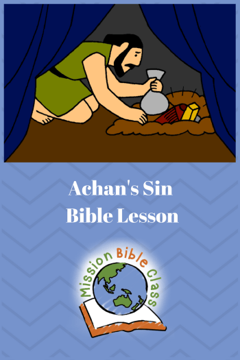Achan_s Sin Pin