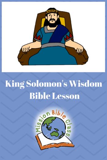 the judgement of solomon short story