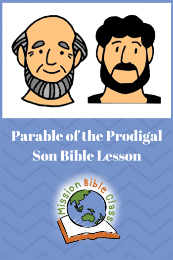 Parable of a Prodigal Son Pin