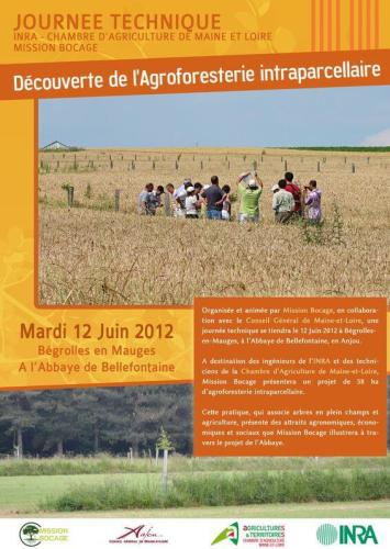 Agroforesterie inra