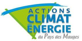 Logo plan action climat énergie Pays des Mauges