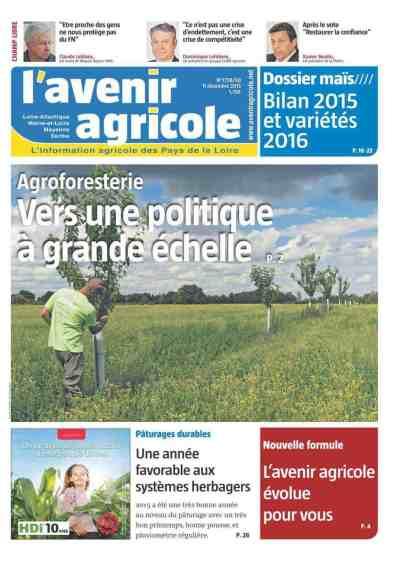 avenir agricole agroforesterie