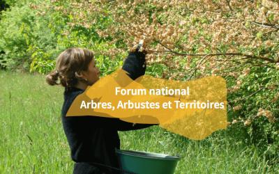 Forum national Arbres, Arbustes et Territoires