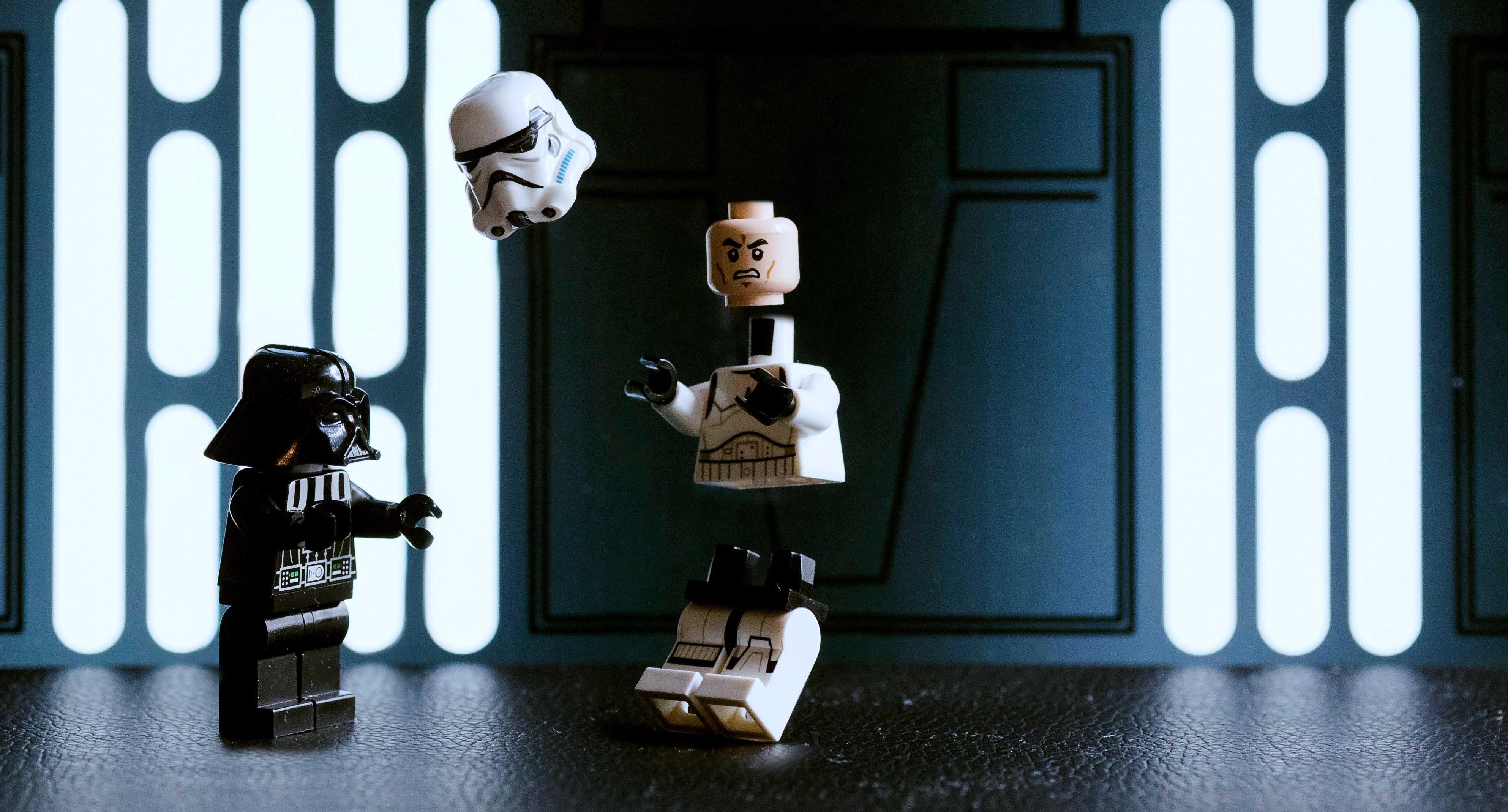 Darth Vader is a micromanaging boss