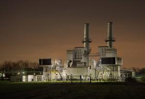 Natural Gas Compressor Engine