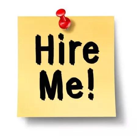 seeking job