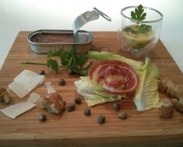 Salade Romaine. Projet #21 Atelier Daniel Vézina