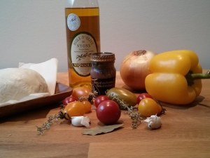 ingrédients pissaladière