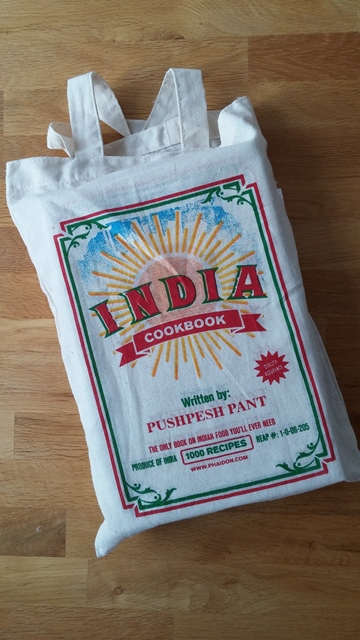 india cookbook