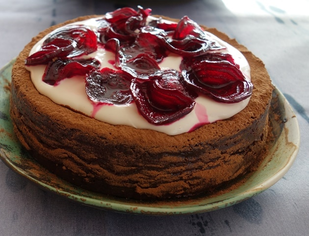 gâteau gluten free