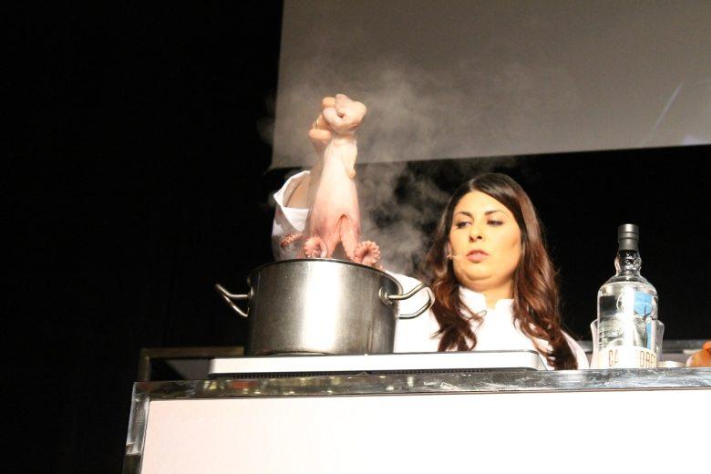 Foodcamp 2017 - Alexandra Romero Tapas & Liège