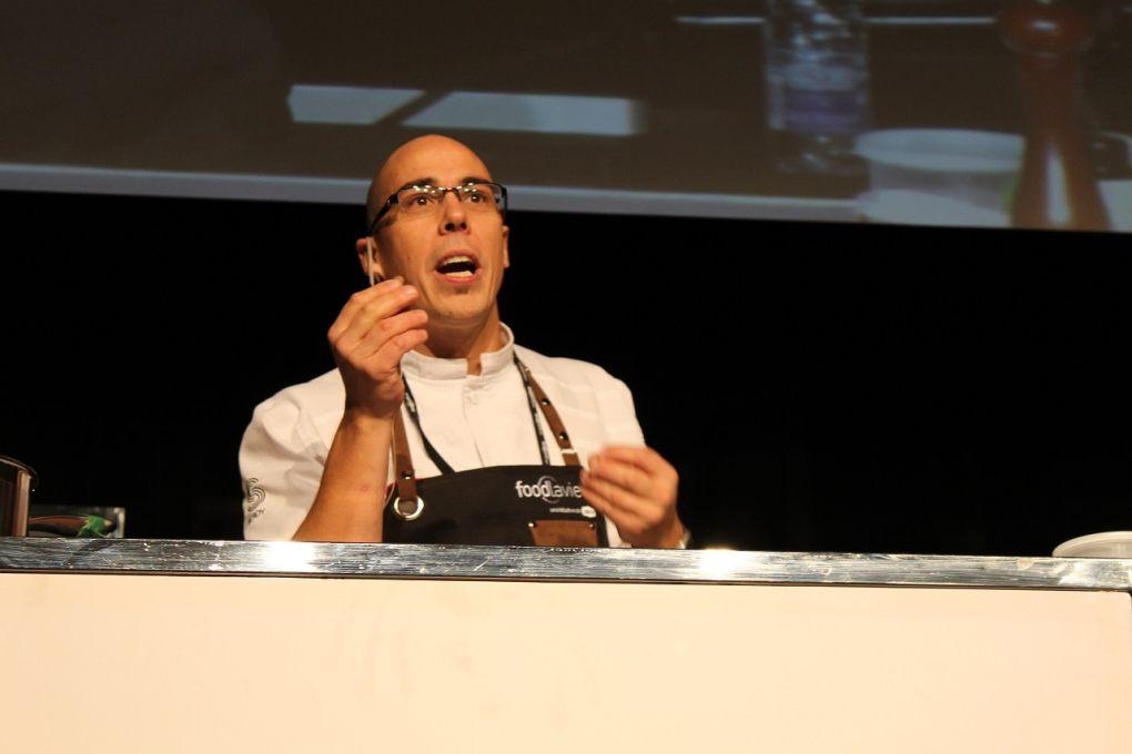 Foodcamp 2017 - Hugo St-Jacques Zeste Télé