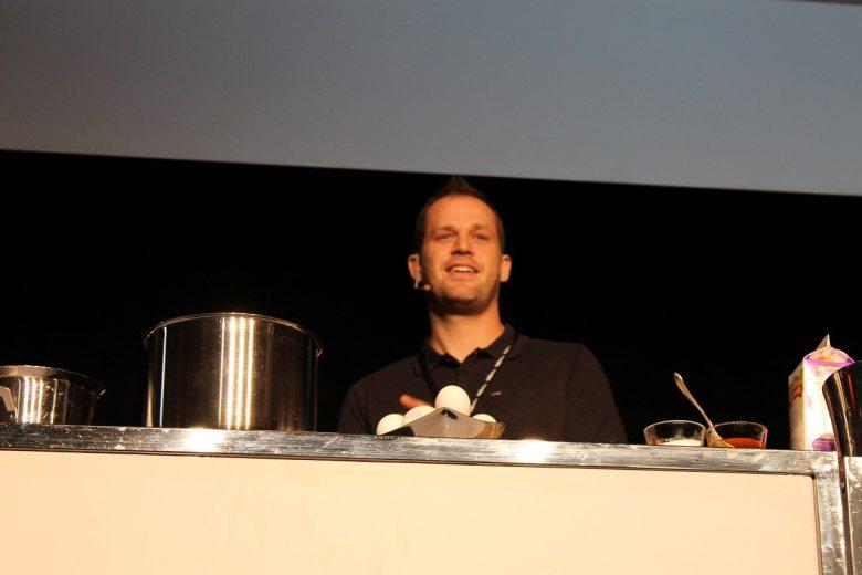 Foodcamp 2017 - Mathieu Cloutier Kitchen Galerie