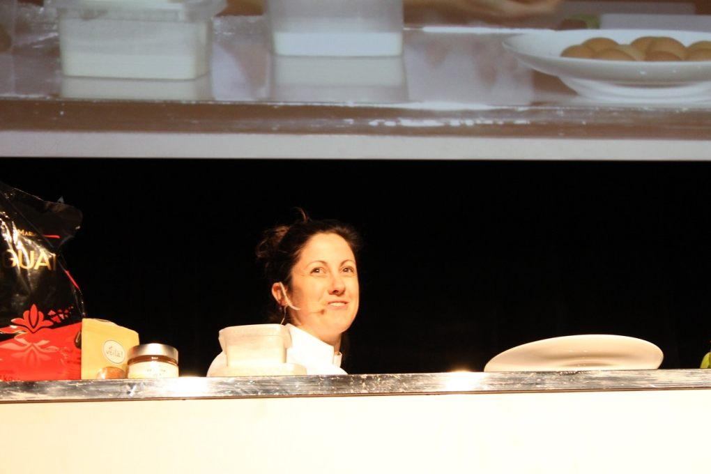 Foodcamp 2017 - Stéphanie Labelle Pâtisserie Rhubarbe