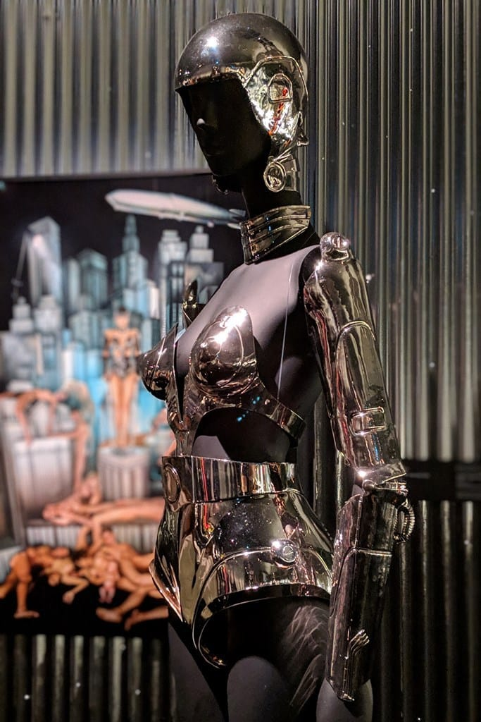 Exposition Thierry Mugler Couturissme. Lady Gaga