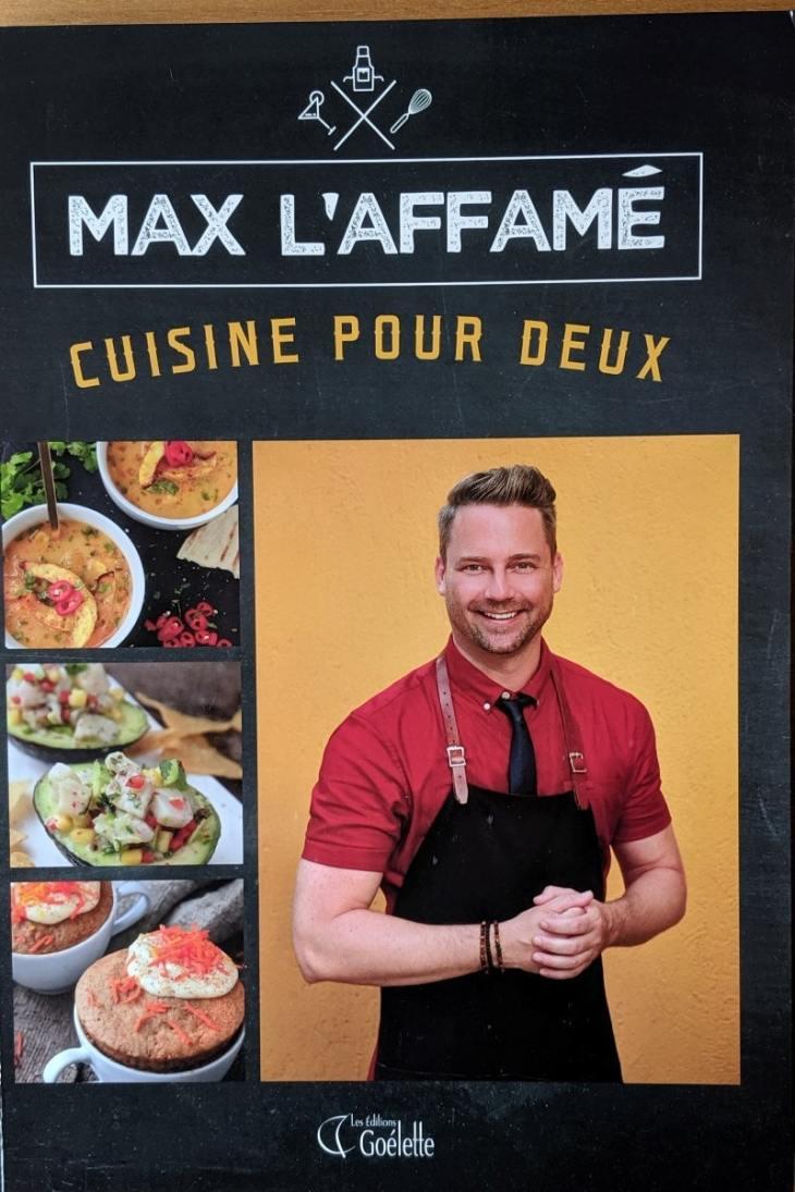 Cuisine pour deux de Maxime Girard Tremblay