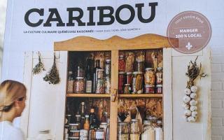 caribou magazine