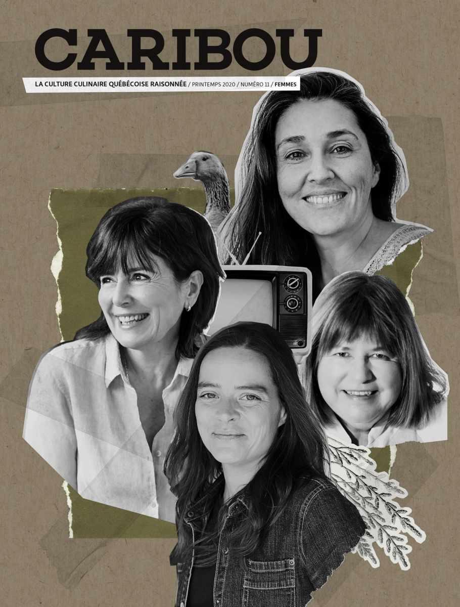 Magazine Caribou Femmes Femmes dans la culture culinaire