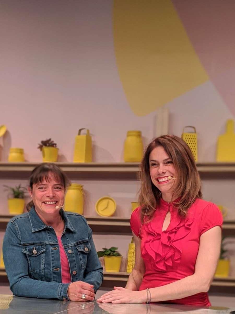 Colombe St-Pierre et Michelle Bouffard Femmes dans la culture culinaire