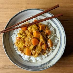 curry coréen