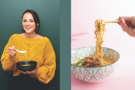 Soupes-repas Geneviève Everell