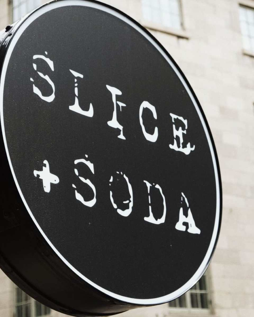Slice + Soda logo