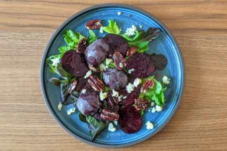salade betterave fromage bleu