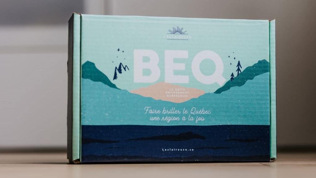 BEQ Boites découvertes entièrement québécoise par Éclaireuse
