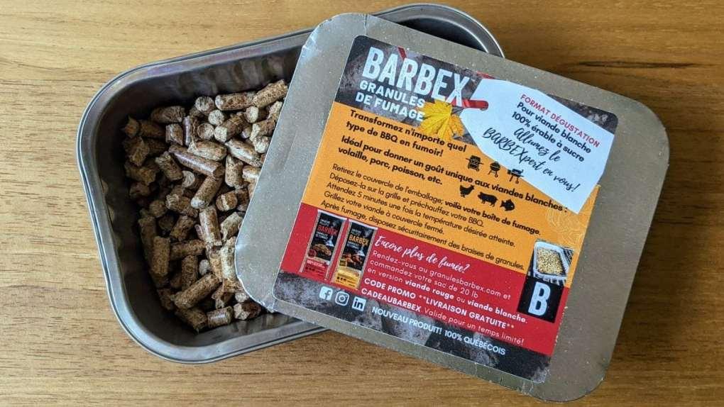 granules Barbex