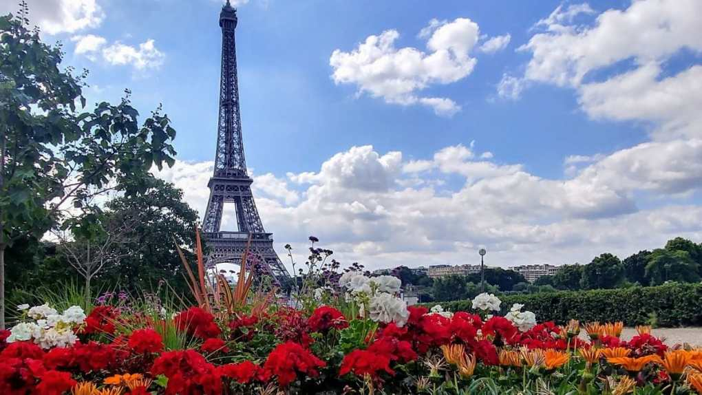 Paris liste adresses