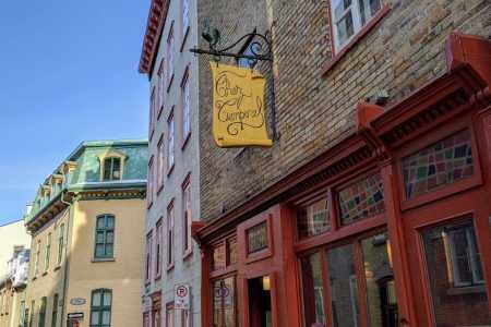 chez temporel Vieux Québec