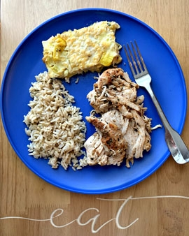 Mission Fit Meals Rotisserie Turkey