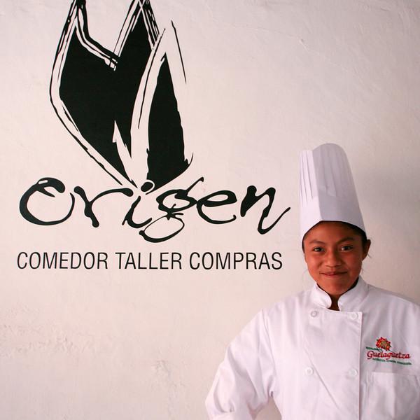 Dave Miller's Mexico, Adventures in Life, Origen Restaurant, Oaxaca