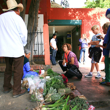 Pilar Cabrera, Casa de los Sabores, Cooking School