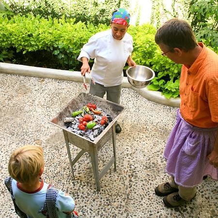 Dave Miller, Dave Millers Mexico, Casa de los Sabores Cooking School